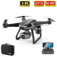 2021 New F11 PRO Dron 4k Profesional Gps Wifi, Cámara Dual De HD, Profesional, Fotografía Aérea, Motor Sin Escobillas, Cuadricóptero hhelicópteros de radiocontrol Vs SG906 MAX dron