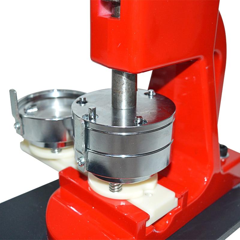 Bádoglemez-jelvény gép gomb-készítője Gombkészítő gépek - Szerszámkészletek - Fénykép 6