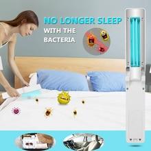 Универсальная УФ-лампа для стерилизации, бытовая Ультрафиолетовая лампа для дезинфекции, бактерицидное домашсветильник для уничтожения к...