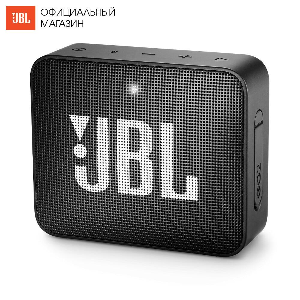 Speakers JBL GO 2 Portable subwoofer Bluetooth dynamics musical loudspeaker wireless Audio Video speaker acoustic system bluetooth speakers jbl flip 4 portable speakers waterproof speaker sport speaker