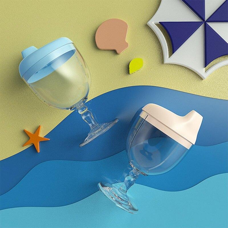 150ML bebek besleme bardaklar kadeh bardak su şişesi bebek bardak ördek gagası ağız şekli besleme bebek için eğitim