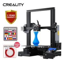 Ender 3 Pro CREALITY 3D เครื่องพิมพ์ Ender PRO Magic Cmagnet สร้างพื้นผิว DIY ชุด 220*220*250 มม.พร้อมพิมพ์ขนาด