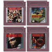 Video Game Cartridge Console Card 16 Bits Residentt Evil Series For Nintendo GBC English Version 1
