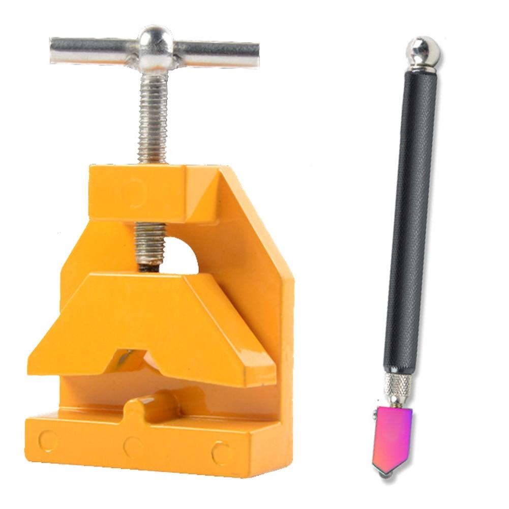 Thickness 19mm Manual Glass Cutting Tools Tile Tools Diy Craft  Floor Decor Tool Ceramic Tile Opener Cutter Glass Cutter Cutting