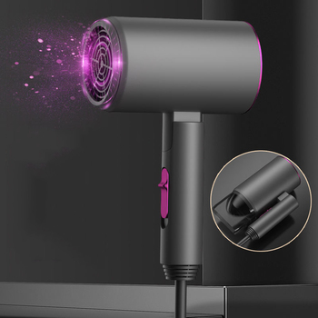 Professional salon hair dryer with negative ion blue hair dryer strong wind blower electric hair dryer hair styling tools professional salon hair dryer with negative ion blue hair dryer strong wind blower electric hair dryer hair styling tools