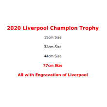 2020 liverpool king trophy cup real size replica Trophy Cup awards to Champions