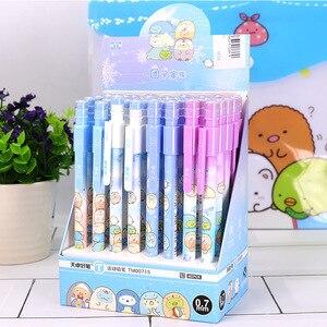 Image 1 - 40 pcs/lot Sumikko Gurashi Mechanical Pencil Cute 0.5mm Automatic Pen stationery gift School Office Supplies