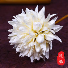 Magnolia Ball Home Decoration Thousands Tongue Magnolia Manual Combination Plant Husk Dried Flowers Wholesale(China)