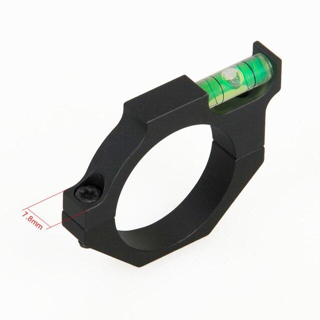 Support de portée de fusil Airsoft à niveau à bulle PPT pour Rail de tisserand Picatinny 11mm 25/30mm support de portée de visée de fusil CB-1