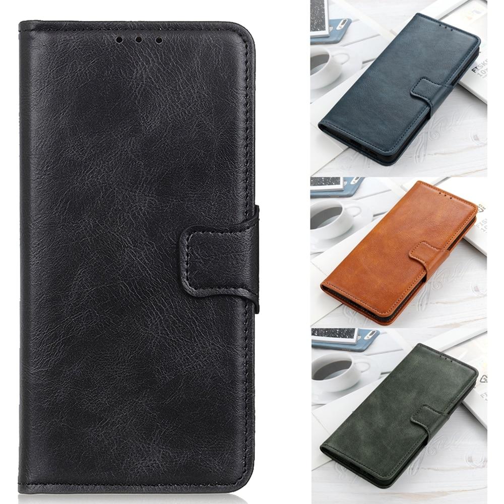 For Funda Motorola MOTO E E6S E6 S 2020 Case Luxury Wallet Flip Leather Phone Cover On MOTO E6 Play Edge Plus Case Men Women
