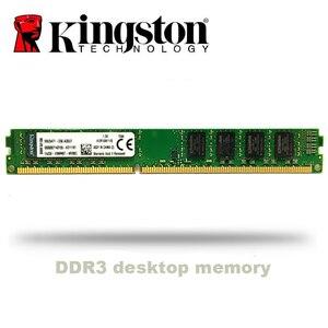 Image 2 - كينغستون 2GB 4GB 8GB PC3 DDR3 1333Mhz 1600 Mhz ذاكرة عشوائيّة للحاسوب المكتبي RAM 2g 4g 8g DIMM 10600S 8500S 1333 1600 Mhz