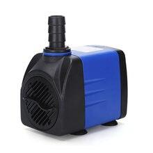 Fonte submersível ultra-silenciosa do tanque da bomba do aquário 220/6/10/15/25w 240-3.5 v da fonte de água da bomba da fonte de água do filtro da água da lagoa dos peixes