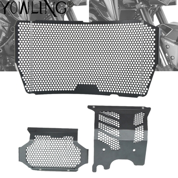 Motorcycle Radiator Guard Protector Grille Grill Cover For Ducati Hypermotard 950 And SP Oil Cooler Engine
