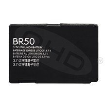OHD Original High Quality 710mAh BR50 Battery For Motorola Razr V3 V3c V3E V3i V3m V3r V3t V3Z Pebl U6 Prolife 300 500(China)