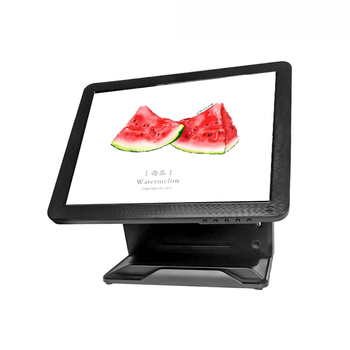 New design cashier register pos system pos all in one for retail pos computer