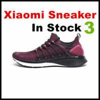 2019 Xiaomi Mijia Sneaker Sports Shoes 3 Men Running Shoes Popcorn Cloud Bomb 6 in 1 Uni-moulding 3D Fishbone Lock System