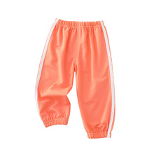 New Summer Baby Girls Clothes Children Boys Fashion Cotton One Piece Pants Toddler Casual Costume Infant Clothing Kids Tracksuit