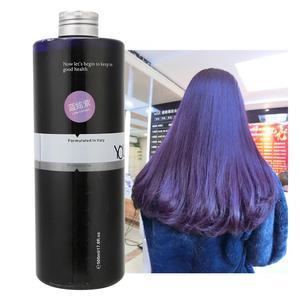 Image 4 - 500 Ml Kleurrijke Diy Haarverf Kleuren Crème Lange Lasing Semi Permanente Haarkleur Crème Kappers Gereedschappen Schoonheidssalon
