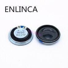 2pcs Original Ultra-thin Mini speaker 8 ohms 2 watt 2W 8R speaker Diameter 28MM 2.8CM thickness 5MM