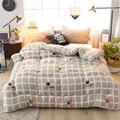 Новый дизайн пуховое одеяло 3d Стёганое одеяло король королева Твин Полный двойной размер одеяло зимнее плотное одеяло постельные принадле...