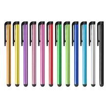 ANMONE 10 Teile/los Kapazitiven Touchscreen Stift Stylus für Zeichnung für Android Tablet PC Universal Stylus Stift für iPad ipod iPhone