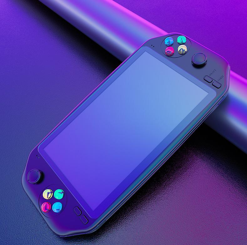 Новый сайт coolbaby РС18-7-дюймовый портативный игровой консоли двойной Joystock контроллер TF карта встроенный 3500 мАч для подарка на PSP N64 на данный момент нес малыша