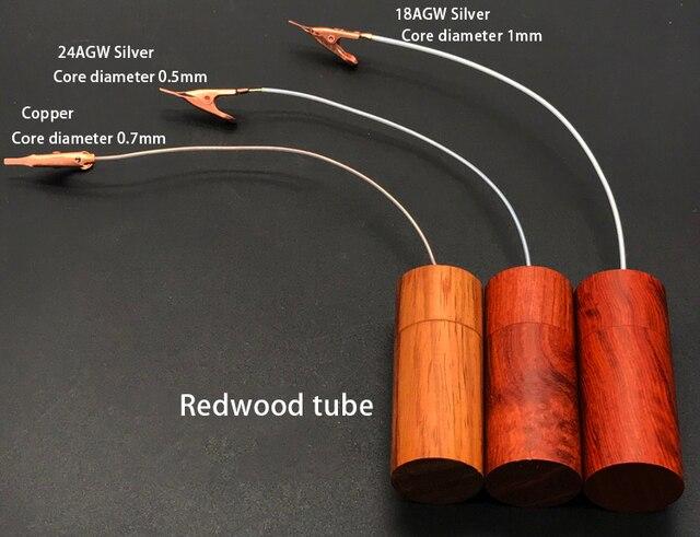Hifi 오디오 케이블 접지 루프 잡음 분리기 gnd 블랙홀 정전기 제거 전력 정수기 전자
