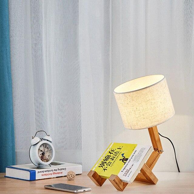 Robot Desk Lamp 6
