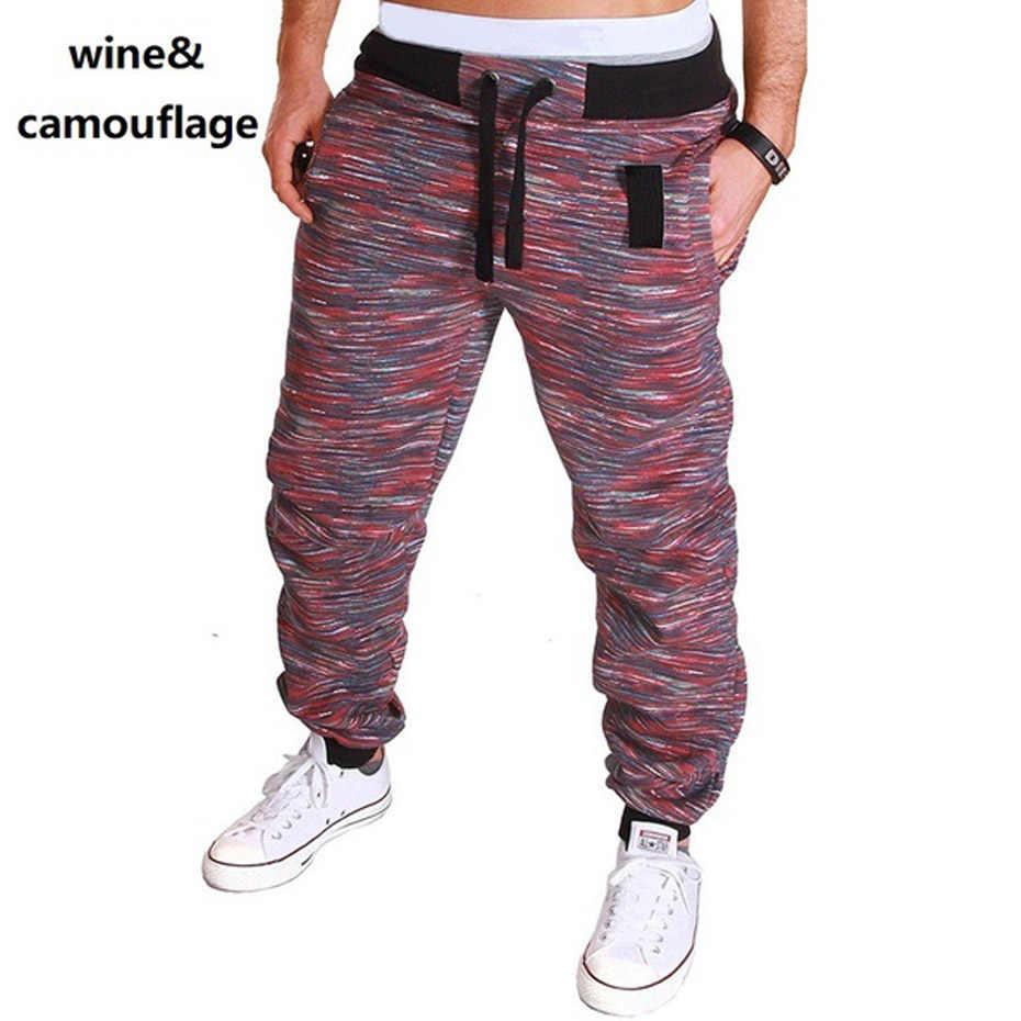 Zogaa 2020スリムヒップホップ男性メンズcomouflageズボンジョギングフィットネス軍ジョギングミリタリーパンツ男性服スポーツスウェットパンツ