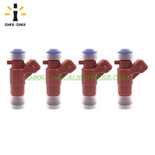 CHKK-CHKK 0280156164 16450-PWH-M01 fuel injector for Honda Fit 1.4 Gasolina 2003~2008