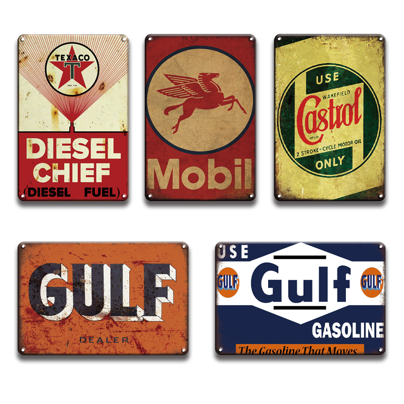 "Quaker State Motor Oil Gas Station Garage Retro Metal Tin Sign Plaque 12/"" NEW"