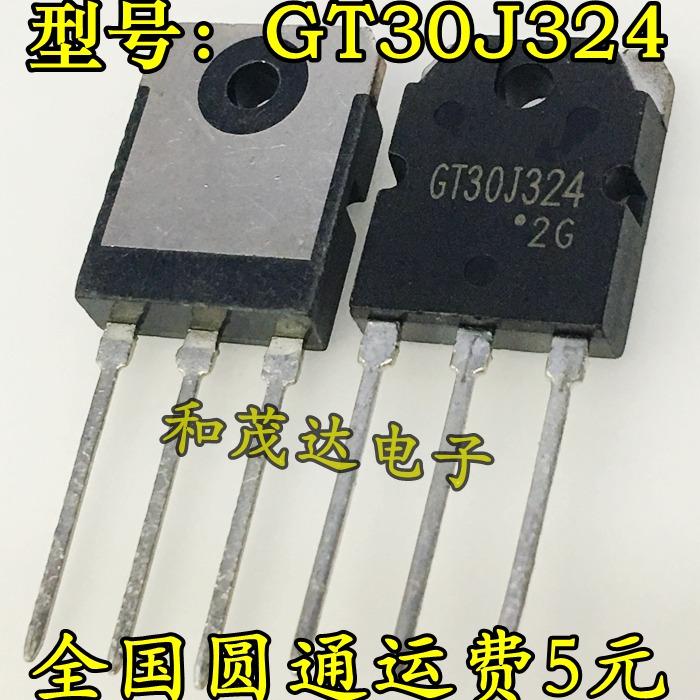 New and original <font><b>GT30J324</b></font> 30j324 TO-3P IGBT 600V 30A image