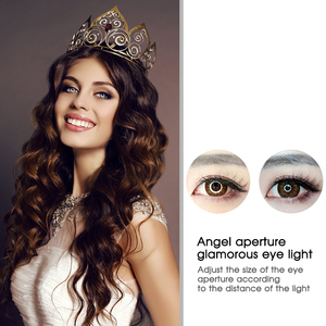 "Image 5 - Capsaver 14 ""LED Ring Licht Ring Lampen Make Up Licht mit Stand Stativ Bi farbe 3200K 5500K Ringförmige Lampe für Video YouTube Foto"
