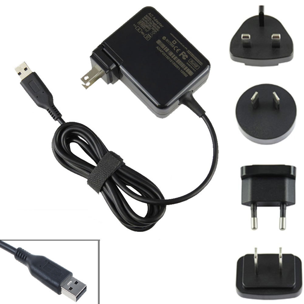 High Quality 40W 20V 2A AC Laptop Power Supply Adapter Travel Plug Wall Charger Adaptor for Lenovo Miix2 11 Miix 211 Mix 2 11