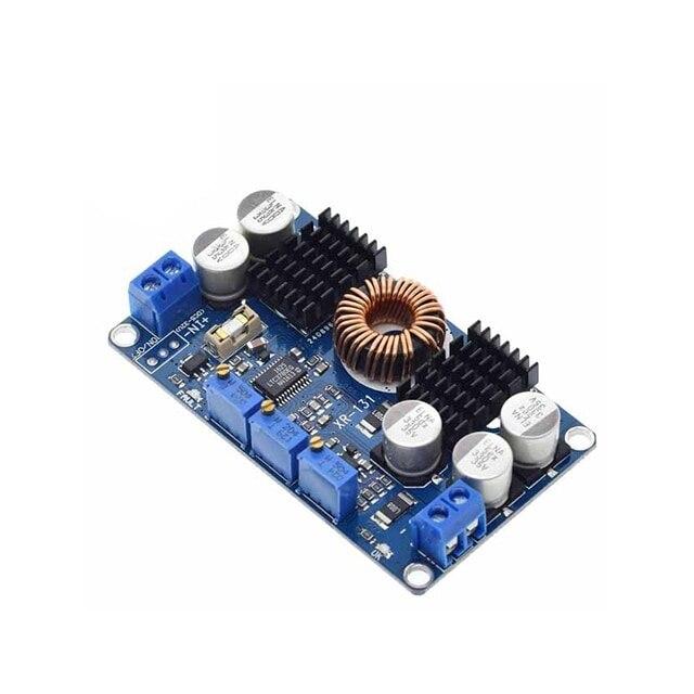 LTC3780 DC-DC преобразователь постоянного тока в постоянный ток 5-32V постоянного тока до 1V-30V 10A автоматическое шаг вверх вниз Регулятор зарядки Мо...