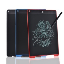LCD Writing Tablet Electronic Graphic Tablet For Drawing With Pen 12 8.5  Art LCD Drawing Board Digital Tablet to Drawing Pad цена