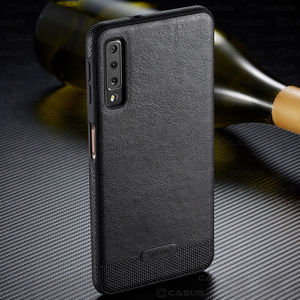 Image 5 - For Samsung Galaxy A10 A50 Case Luxury Vintage PU Leather Back Thin Cover Case For Samsung Galaxy A30 A40 A70  M10 M20 Case