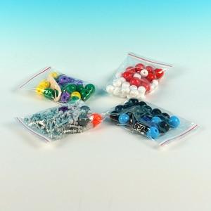 Image 3 - Set de construcción de química para niños, Set de construcción de modelo de química Molecular Atom, modelo educativo científico General para niños, 240
