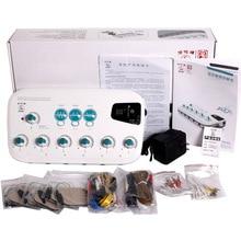 Hwato SDZ II 6 Canali Uscite SDZ II Massaggiatore macchina 110 220V