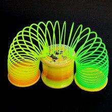Горячая Распродажа, Радужное кольцо для раннего возраста, обучающее эластичное кольцо с силой, Jenga, индивидуальная упаковка, детская игрушка