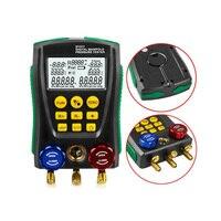 1PCS DY517 Manometer Kälte Digitale Vakuum Druck Verteiler Tester Meter HVAC Temperatur Tester|Manometer|   -