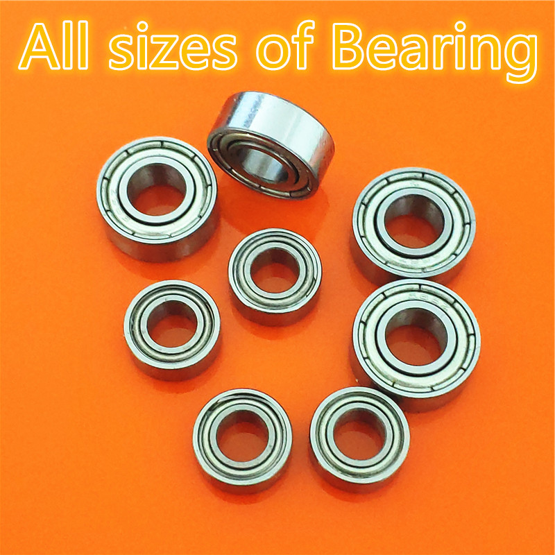 All kinds of Ball Bearing 608ZZ 686ZZ Chrome Steel Sealed Flanged Roller Skate Scooter Pulley Wheel