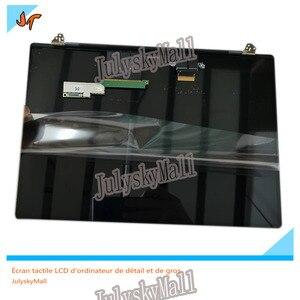 Image 5 - Para huawei matebook x pro MACH W19 w29 13.9 inch tela sensível ao toque lcd monitor 3k tela 3000x2000 substituição de tela inteira superior