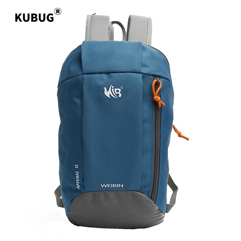 KUBUG Student School Bag Camping Riding Backpack Outdoor Sports Backpack Men Women Child Waterproof Travel Hiking Bag