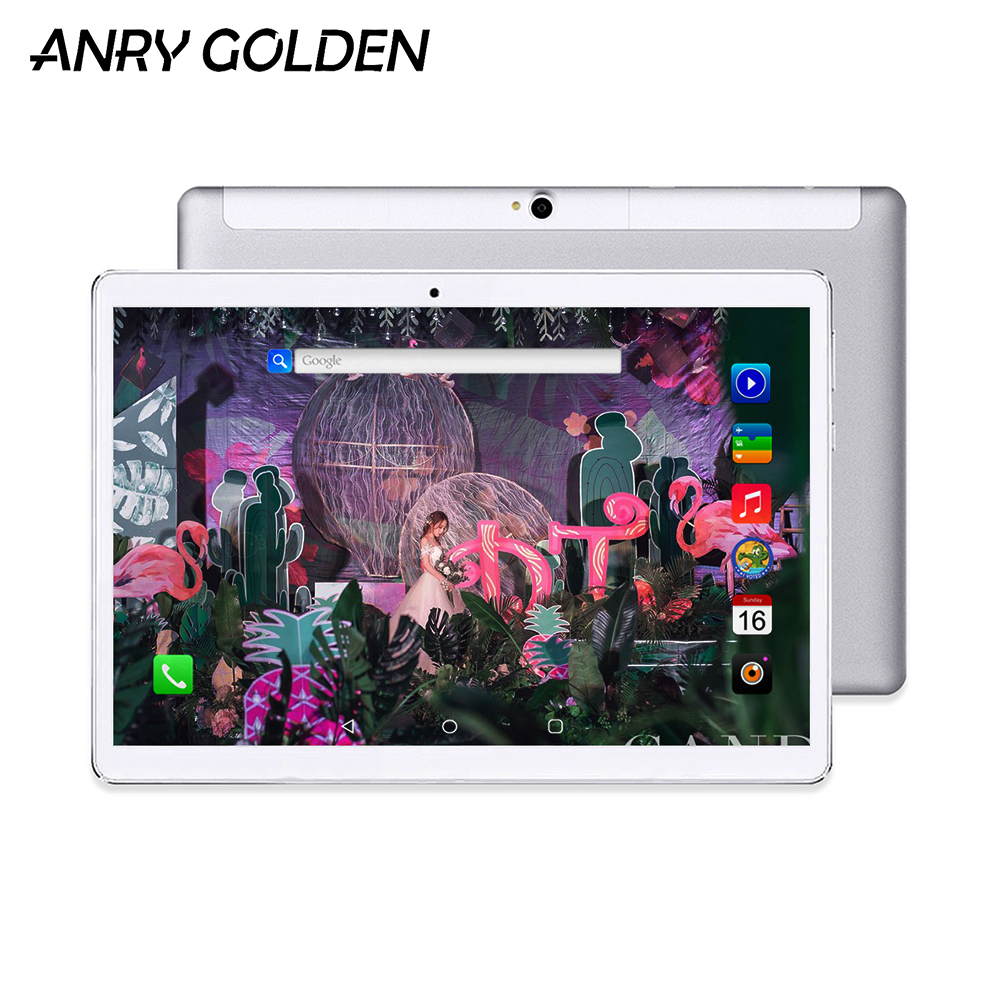 ANRY X20 10.1 Inch Tablet MT6797T X25 Deca Core Tablet Android 8.1 IPS Screen Split Screen 4G 4GB RAM 64GB ROM Android Tablet Pc