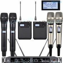 Цифровая беспроводная микрофонная система ulxd ad4d истинное
