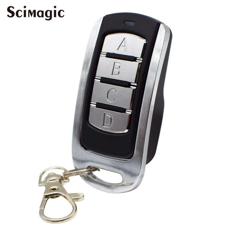 Garage Door Remote Control 433.92MHz 868MHz Remote Control Duplicator Gate Control Transmitter