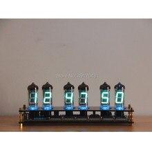 Diy-Kit Clock Glow-Tube IV11 Analog Glass VFD Gift Iv-11creative Boyfriend-Gift