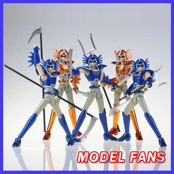 Модели вентиляторов в наличии святая сейя мистическая одежда фантастический костюм EX марина разное солдат из пвх, движущаяся фигурка, моде...