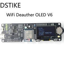 Плата разработки dstike wifi deauther oled v6